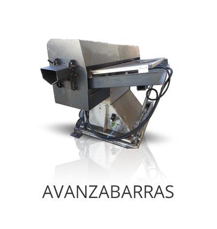 Maquinaria Usada : Avanzabarras