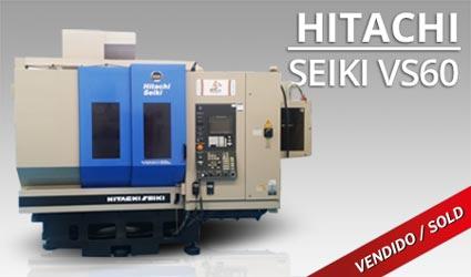 Centros mecanizado vertical - Hitachi Seiki VS60