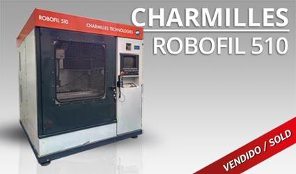 electroerosión - charmilles-robofil-510