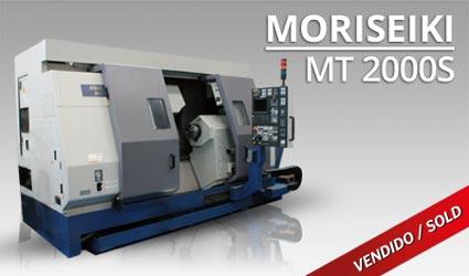 Tornos CNC - Mori Seiki MT 2000S