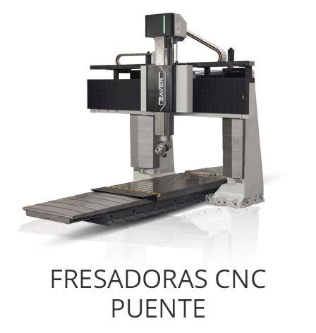Maquinaria Usada : Fresadora CNC Puente
