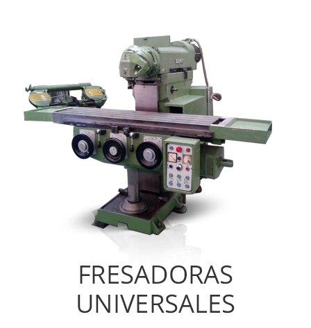 Maquinaria Usada : Fresadoras Universales