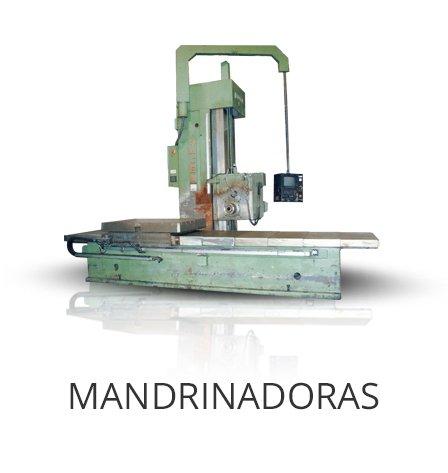 Maquinaria Usada : Mandrinadoras