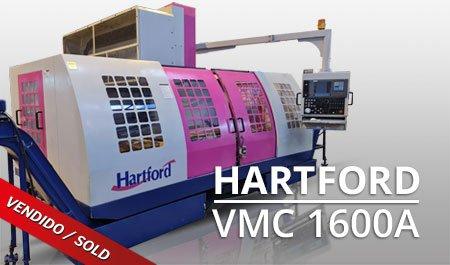Centros mecanizado vertical - Hartford VMC 1600