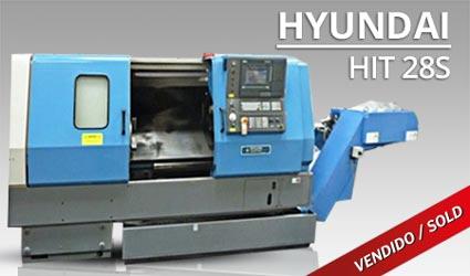Tornos CNC - Hyundai hit 28S