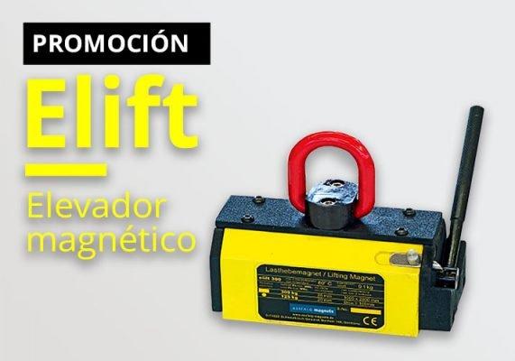 Elift: Elevador Magnético