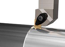 herramientas de corte: Soluciones para torneado exterior