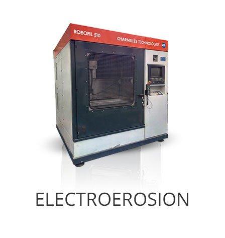 ELECTROEROSION MACHINERY