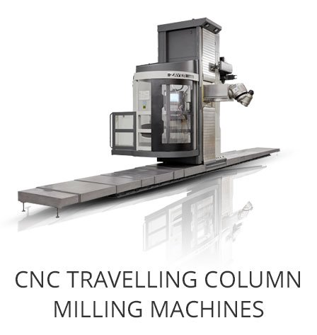 TRAVELLING COLUMN MILLING MACHINE