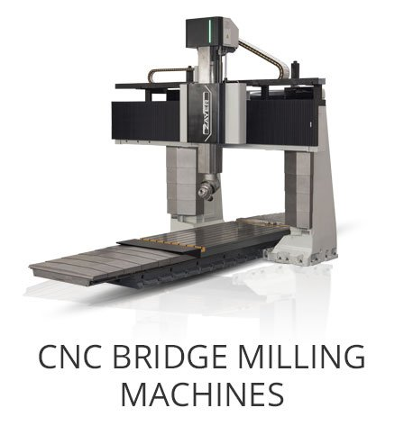 CNC BRIDGE MILLING MACHINE